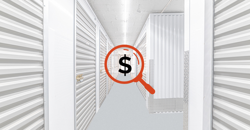 Your Breakdown to Storage Unit Prices